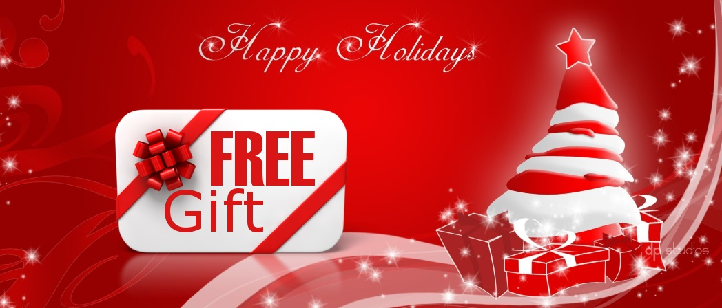 2016 Christmas holiday promotion free